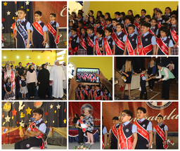 Elementary Awards Ceremony Grade 2
