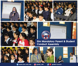 Elementary Parent-Student Mandatory Assembly