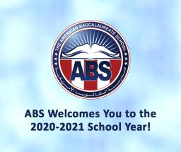 ABS Welcomes You to the 2020-2021 School Year!